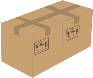 Different types of packing materials and their use - cardboard boxes