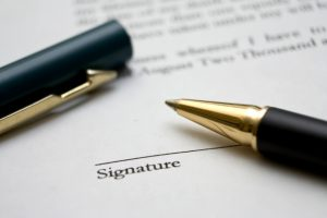 Be sure you understand binding estimate before signing a contract