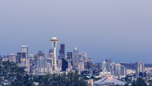 Seattle is one of the destinations New Yorkers choose after leaving NYC