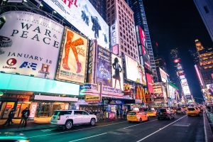 Theater district is the best NYC neighborhood for your move
