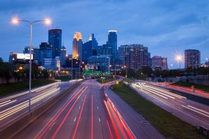 Minneapolis is one of the destinations New Yorkers choose after leaving NYC
