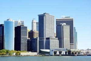 Manhattan pier